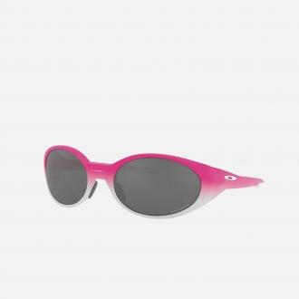 Oakley Eye Jacket Redux Glasses 9438-4B Matte Shocking Pink Fade