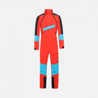The North Face 92 Extreme Wind Suit NF0A4ALCLKD Fiery Red