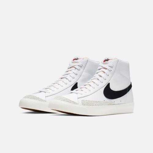 Nike Blazer Mid/'77 Vintage White Black nuevo con factura