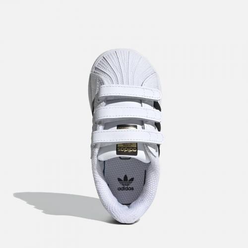 italiano veinte ecuador  Adidas Originals Infant & Toddler Superstar EF4842 Cloud White ...