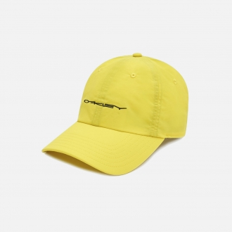 Oakley Definition 6 Panel Stretch Hat Racing FOS900155-5RY Radiant Yellow