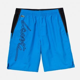 Lacoste LIVE Light Sports Bermudas FH4561-DU5 Blue/ Black