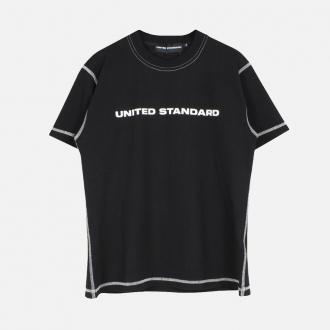 United Standard Logo T-Shirt 20SUSTS01 Black