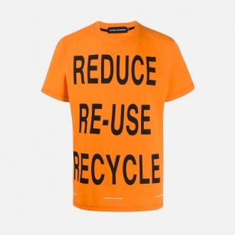 United Standard Virgil Recycle T-Shirt 20SUSTS17 Orange