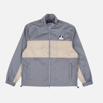 Pleasures Brick Tech Track Jacket P20SPCUT0022-Grey
