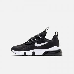 Nike Little Kids Air Max 270 RT BQ0102-009 Black/ White/ Black