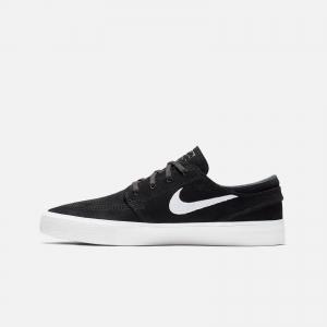 Nike SB Zoom Stefan Janoski RM AQ7475-001 Black/ White/ Thunder Grey/ Gum Light Brown