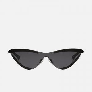 Le Specs The Scandal LAS1821103 Satin Black Smoke Mono