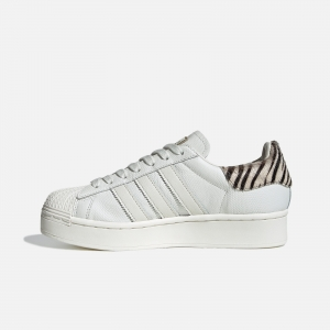 Adidas Originals W Superstar Bold FV3458 White Tint/ Off White/ Core Black