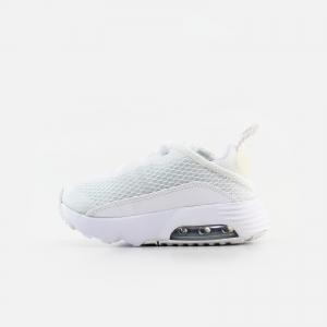 Nike Baby Air Max 2090 CU2092-100 White/ White/ Wolf Grey/ Pure Platinum