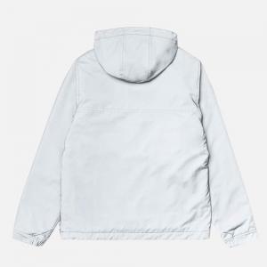 Carhartt WIP W Nimbus Reflective Pullover I028414.91.90 Grey Reflective