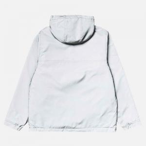Carhartt WIP Nimbus Reflective Pullover I028413.91.90 Grey Reflective