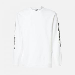 Oakley Definition Long-Sleeve Tee FOA401561-100 White