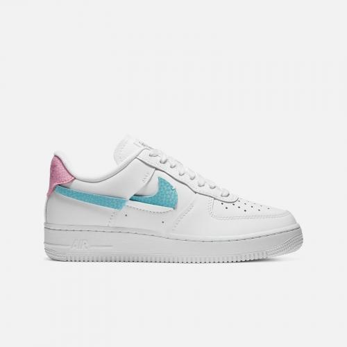 siete y media banjo satélite  Nike W Air Force 1 LXX DC1164-101 White/ Bleached Aqua/ Pink Rise