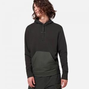 Oakley Definition Tech Hoodie Fleece FOA401712-7DG Dark Olive Green