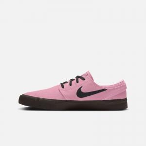 Nike SB Zoom Stefan Janoski RM AQ7475-602 Pink Rise/ Black/ Pink Rise/ Newsprint