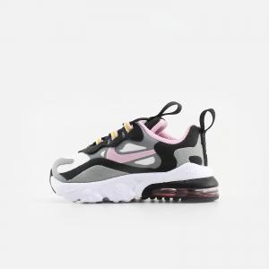 Nike Baby Air Max 270 RT CD2654-017 Particle Grey/ LT Arctic Pink/ Dark Sulfur