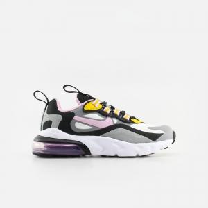 Nike Kids Air Max 270 RT BQ0102-017 Particle Grey/ LT Arctic Pink/ Dark Sulfur