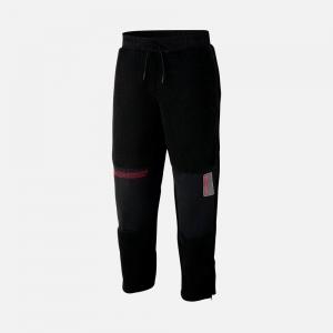 Jordan 23 Engineered Zippered Fleece Pants CV1098-010 Black/ Black/ Infrared 23