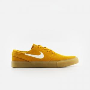 Nike SB Zoom Stefan Janoski RM AQ7475-701 Chutney/ Sail/ Chutney/ Gum Light Brown