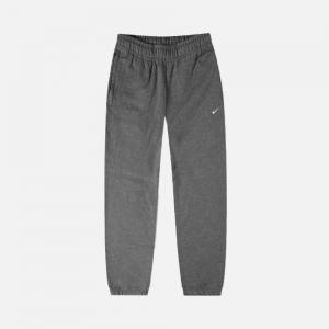 Nike Washed Pants CZ5365-071 Charcoal Heather/ White