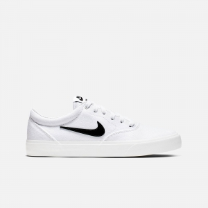 Nike SB Charge Canvas CD6279-101 White/ Black/ White/ Gum Light Brown