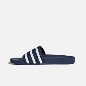 Adidas Originals Adilette 288022 Adiblue/ White/ Adi Blue