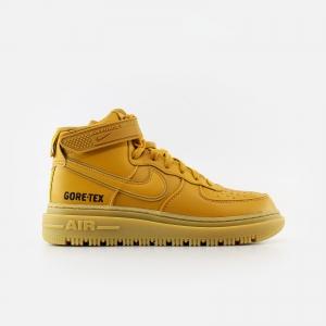 Nike Air Force 1 GTX Boot CT2815-200 Flax/ Flax/ Wheat/ Gum Light Brown