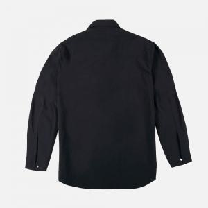Veg Dyed Tech Cargo Shirt 6391 Black