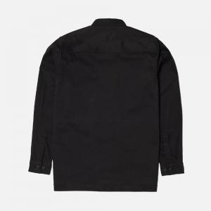 Souvenir Mil Shirt 6357 Black