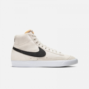 Nike Blazer Mid '77 Suede CI1172-100 LT Orewood Brown/ Black/ White
