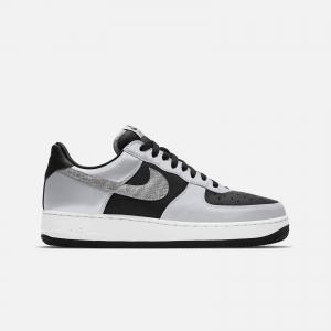 Air Force 1 DJ6033-001 Black/Black-Silver