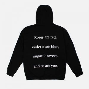 Red Roses Hoodie 4ERRH2021