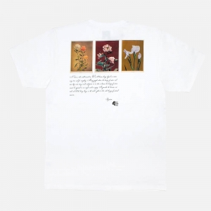 Ode to Nature Tee 4EOTNT2021-WHITE