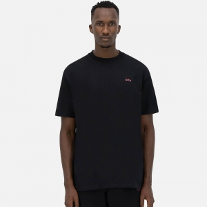 Tomi A Back t-shirt SS21-059T-BLK