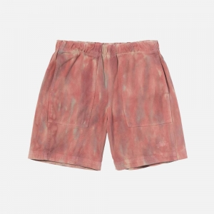 Dyed Easy Short 112261ST-RUST