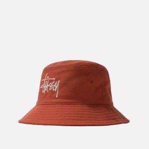 Big Logo Twill Bucket Hat 1321024-ORAN