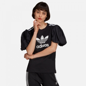 X Dry Clean Only Bangkok Puff Sleeve Tee H59036