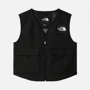 M Utility Black Box Vest NF0A557QJK3