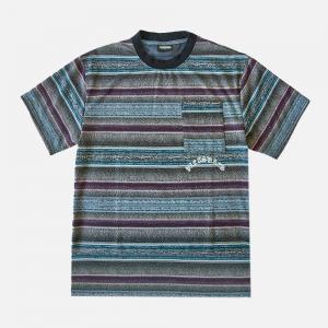 Voodoo Pocket Shirt P20W001-PURPLE