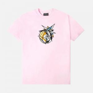 Roy Adam T-Shirt P1010381-Pink