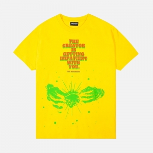 Impatient T-Shirt P1010411-Ylw