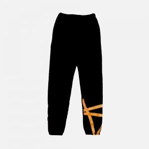 Tape Pants 4ETP2021-BLACK
