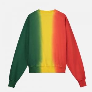Rebo Sweat 2113011-red/yellow/green
