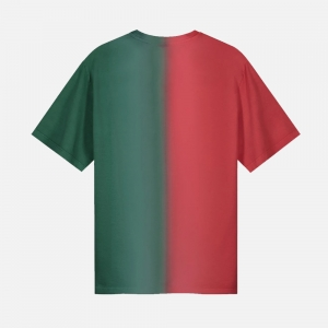 Rebo Tee 2113012-red/green