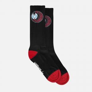 X Jimbo Phillips Monster Socks SS21JPMS-Black