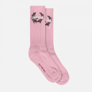 Columbia Bridge Socks SS21CBS-Pink