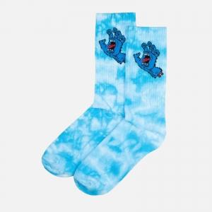 Sock Screaming Hand Tie Dye 3SS21123
