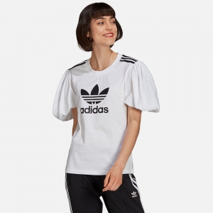 X Dry Clean Only Bangkok Puff Sleeve Tee H59038