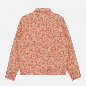 x Lee Denim Floral 191 Jacket